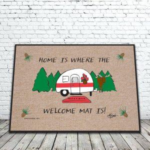 Home is Where Mat