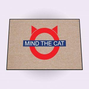 Mind The Cat Mat