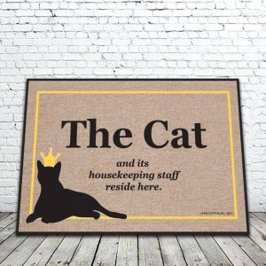 Cat & Housekeep Staff Mat