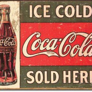 Coke Ice Cold