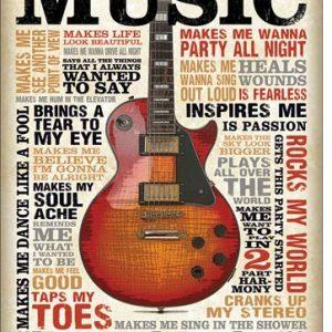 Music Inspires Me