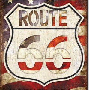 Rt. 66 – America's Road