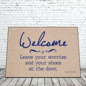 Leave Your Worries Mat