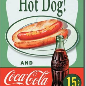 COKE Hot Dog