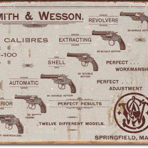 S&W – Revolvers