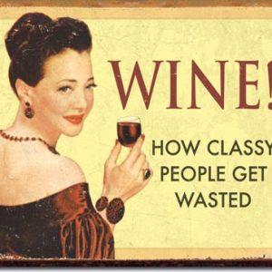 Ephemera Wine For Classy People