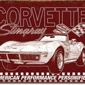 Corvette – 69 StingRay